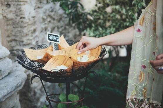 importancia arroz boda